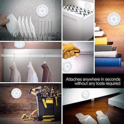 Vont Motion Sensor Light (3 Pack)