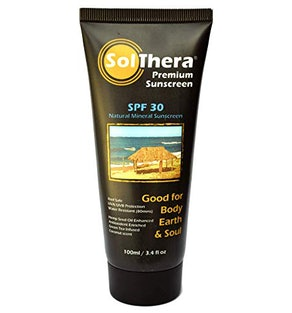 SolThera Premium Sunscreen SPF 30, 3.4 Oz.