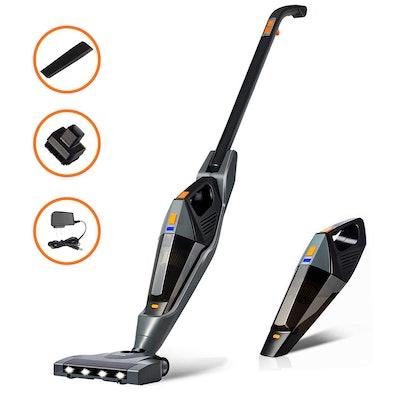 Hikeren 12000 PA 2-In-1 Cordless Stick Vacuum