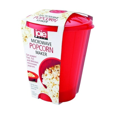 MSC International Joie Microwave Popcorn Popper Maker