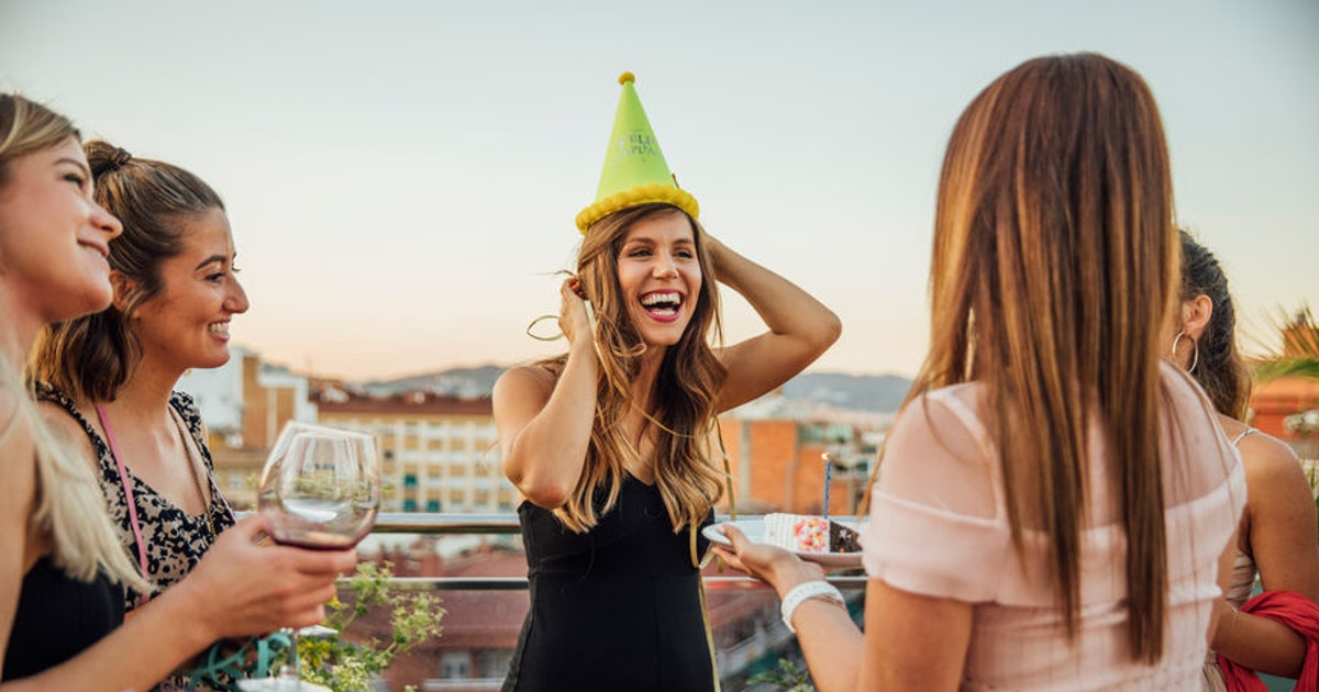 37 Unconventional Birthday Party Ideas For Adults Because It S Time To Have Some Fun