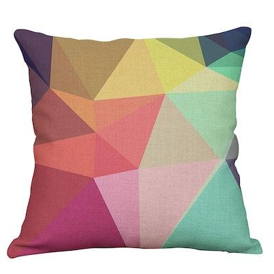 YeeJu Geometric Decorative Throw Pillow