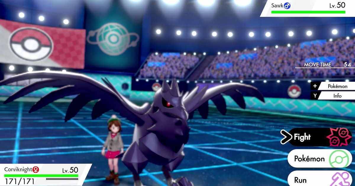 Flipboard Pokemon Sword And Shield Differences Exclusive Gyms