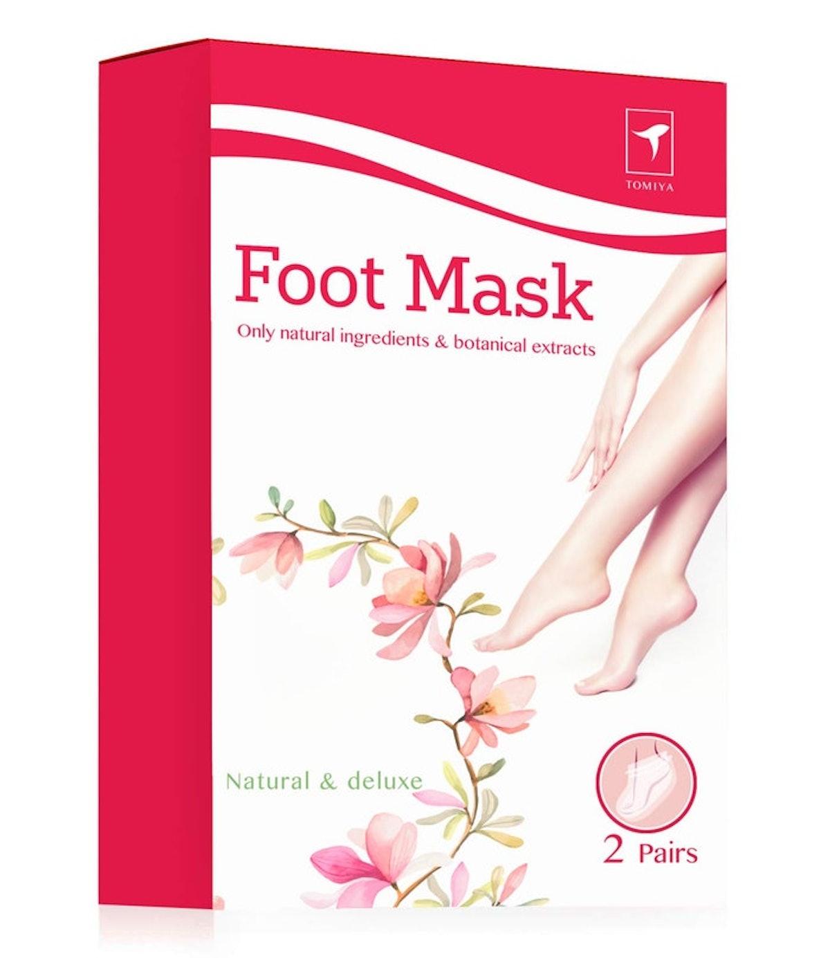 Bangbreak Exfoliating Foot Mask (2 Pack)