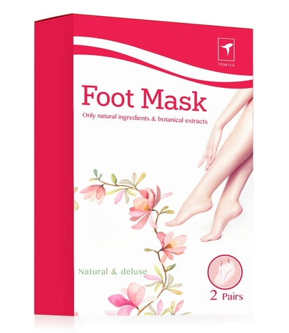 Bangbreak Exfoliating Foot Mask (2 Pack)