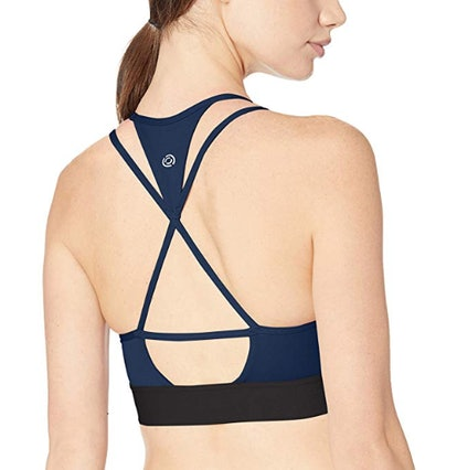 Core 10 Women's 'All Around' Sports Bra With Strappy, Cross-Back, T-Back Designs