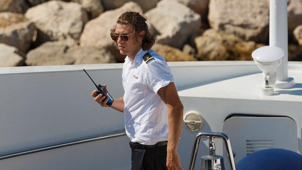 Jack's Instagram Shows The 'Below Deck Mediterranean' Star Is