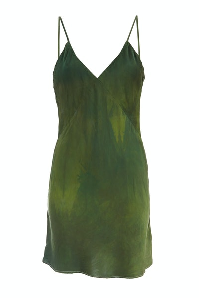 Tunic Slip in Forest
