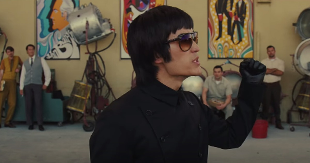 Who Plays Bruce Lee In 'Once Upon A Time In Hollywood'? Mike Moh Has Serious Martial Arts Chops