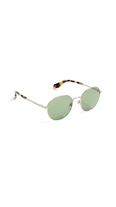 Marc Jacobs Classic Round Sunglasses