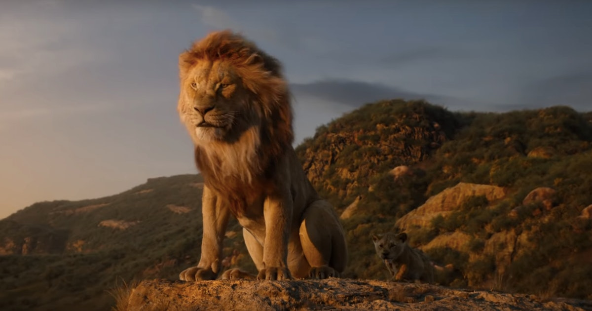 The 'Lion King' Voice Cast Has Enough Stars To Take Over Pride Rock