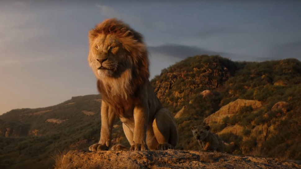 The Lion King Voice Cast Has Enough Stars To Take Over