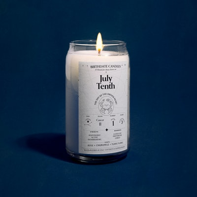 The July Tenth Candle