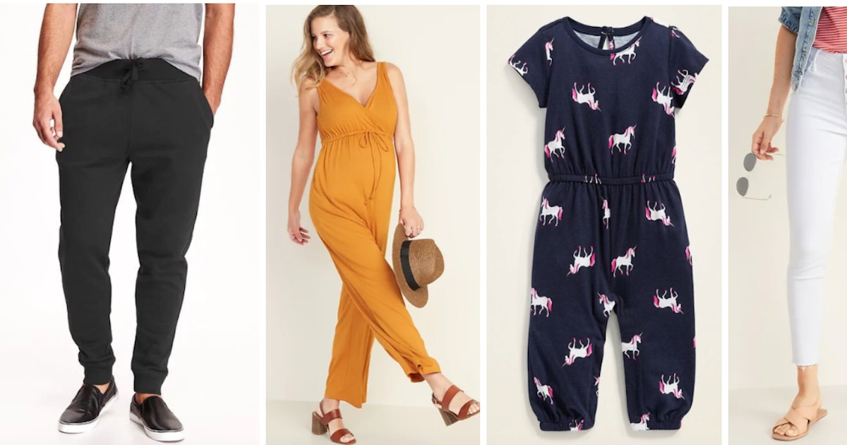Old Navy's Epic 1-Day July Sale Is The Biggest Promo Of The Year