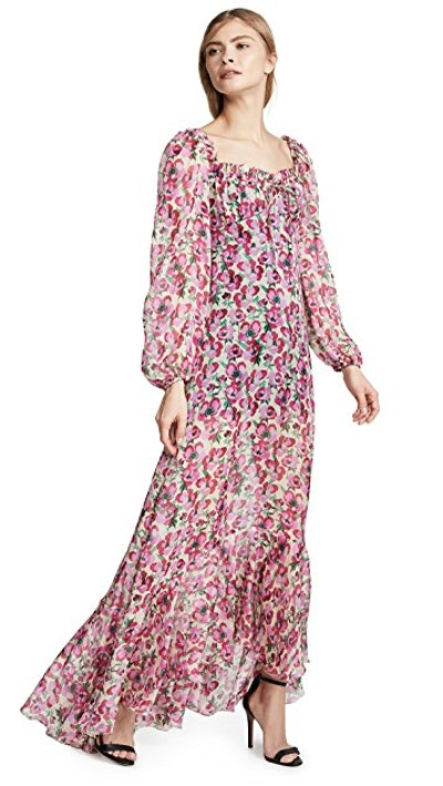 Raquel Diniz Alice Long Dress