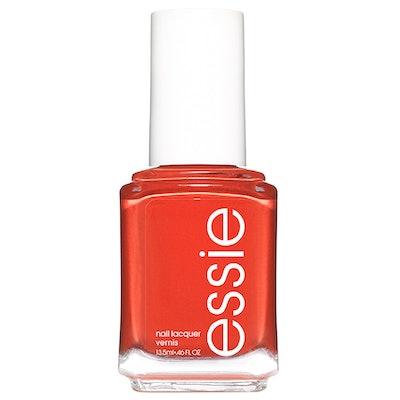 Essie Nail Polish, Rocky Rose Collection, Burnt Orange, Yes, I Canyon