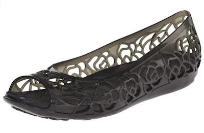 Crocs Isabella Jelly Flat