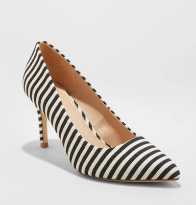 A New Day Gemma Pointed Toe Heel Pumps