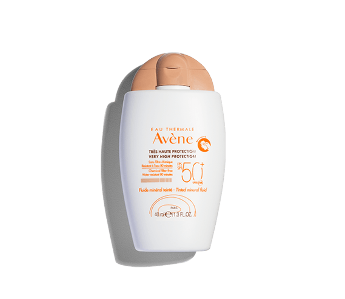 Tinted Mineral Sunscreen Fluid SPF 50+