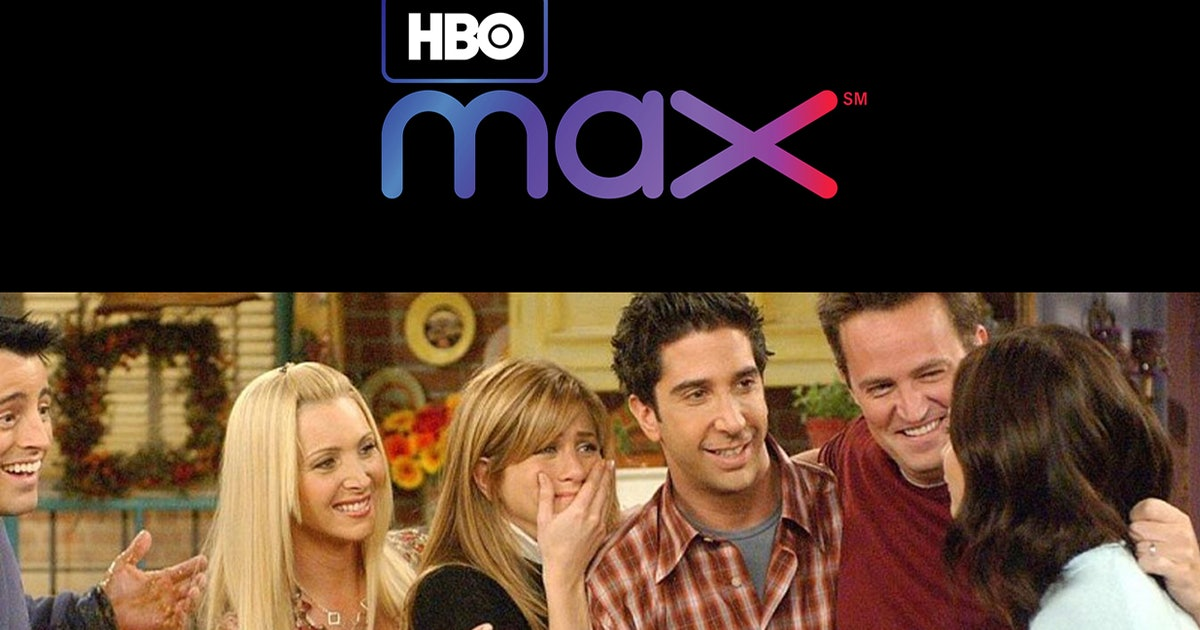 What Is HBO Max? What To Know About The New Streaming Service That 'Friends' Is Leaving Netflix For