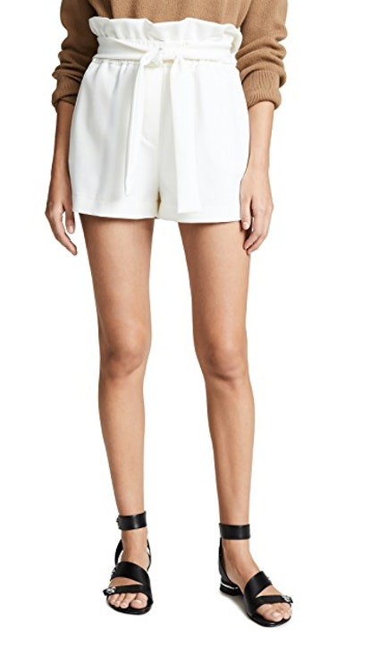 3.1 Phillip Lim Paper Bag Shorts