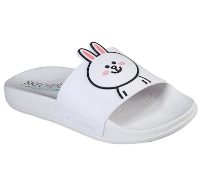 LINE FRIENDS: POP UPS - PAL PARADE in White