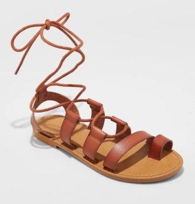 Universal Thread Paige Lace Up Gladiator Sandals