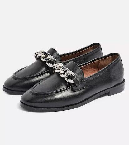 KOPPA Chain Loafers