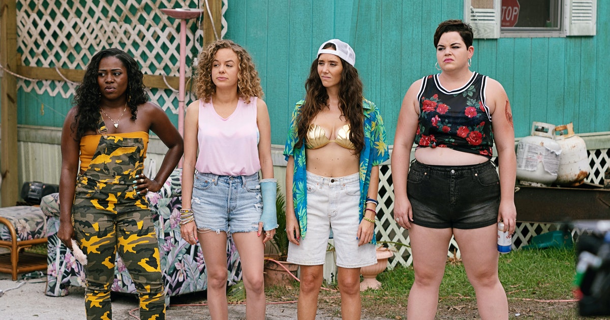 'Florida Girls' Is Based On A True Story Of Female Friendship & Wild Hijinks