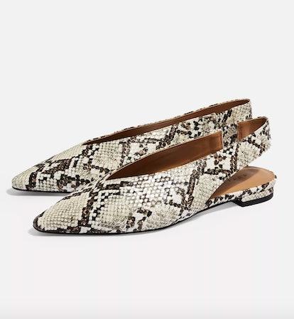 ABELLA Slingback Shoes