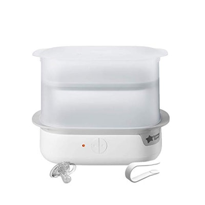 New and Improved Tommee Tippee Steri-Steam Electric Steam Sterilizer
