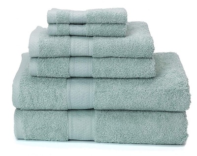 Ariv Collection Bamboo Cotton Towel Set