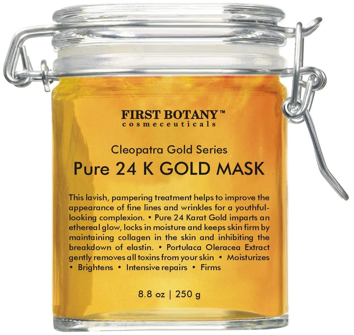 First Botany Cosmeceuticals 24K Gold Facial Mask