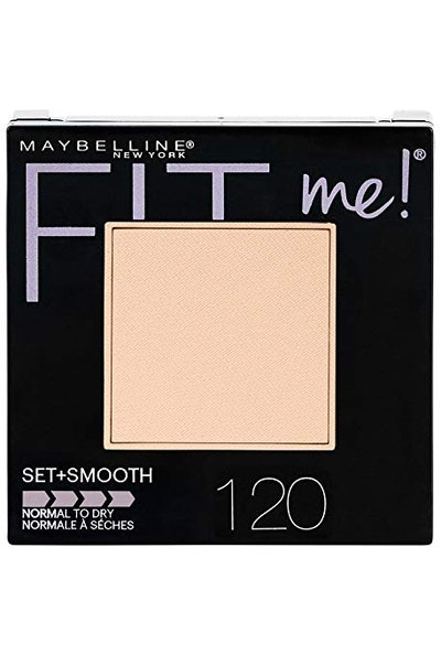 Maybelline Fit Me Set + Smooth Powder