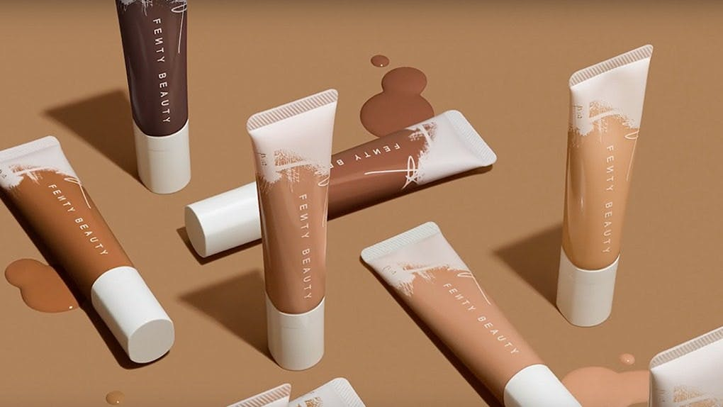 Fenty Beauty S Pro Filt R Hydrating Foundation Wants To Be Your Go To For No Makeup Makeup Days