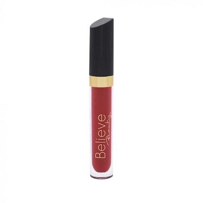 Believe Beauty Velvet Matte Liquid Lip - Cherry On Top