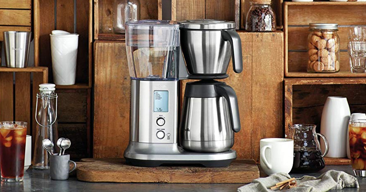 These Smart Coffee Makers Are The Ultimate Kitchen Upgrade — & They're Available On Amazon