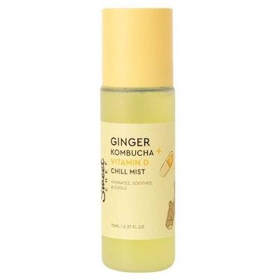 Sweet Chef Ginger + Kombucha Chill Mist