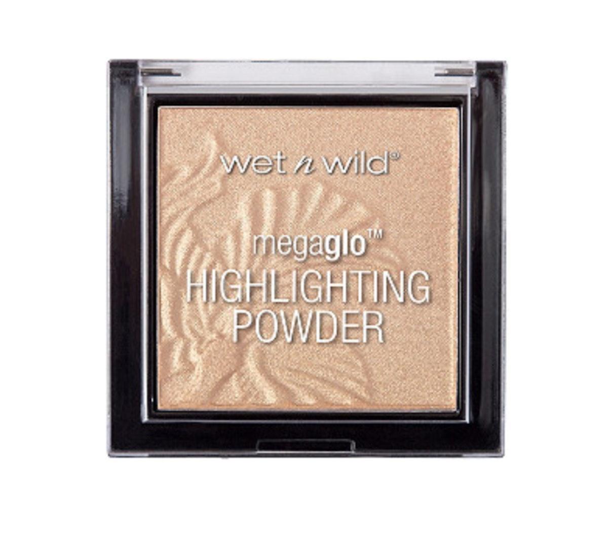 """Wet n Wild MegaGlo Highlighting Powder in """"Golden Flower Crown"""""""