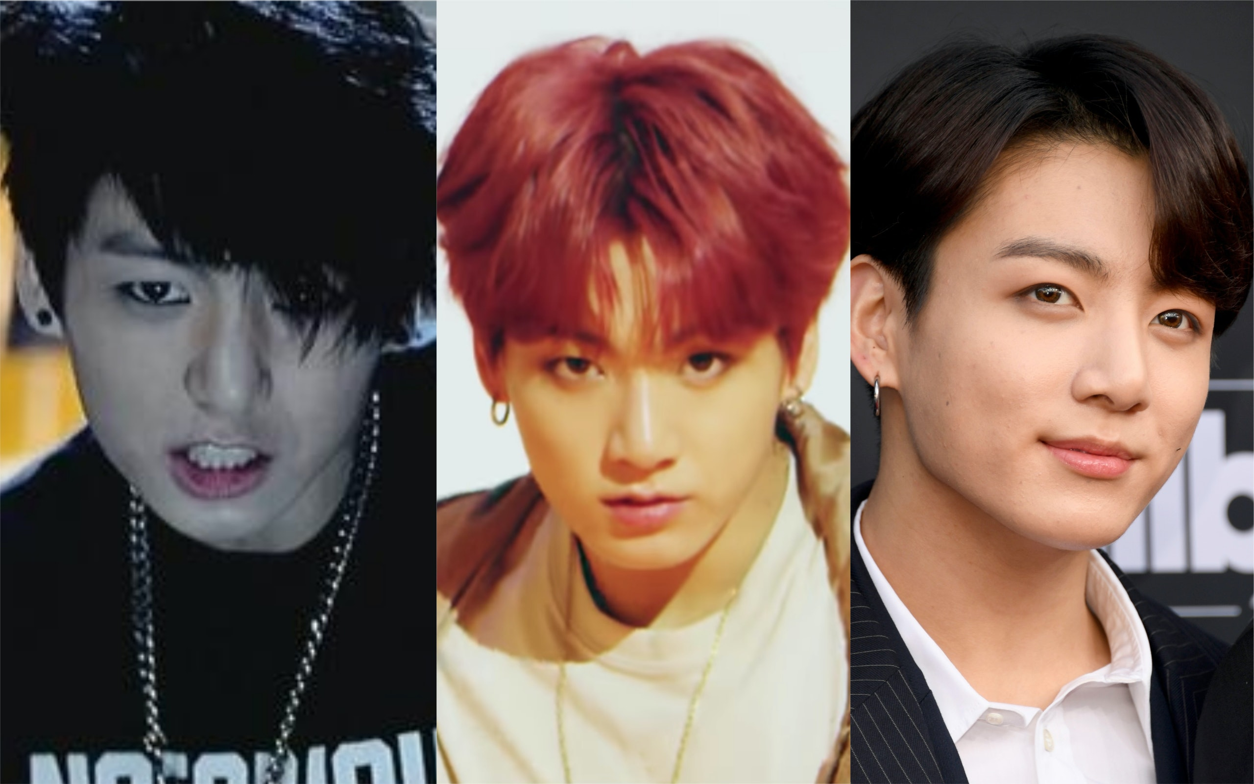BTS\u0027 Jungkook\u0027s Hair Evolution Is All About The Tiny Details