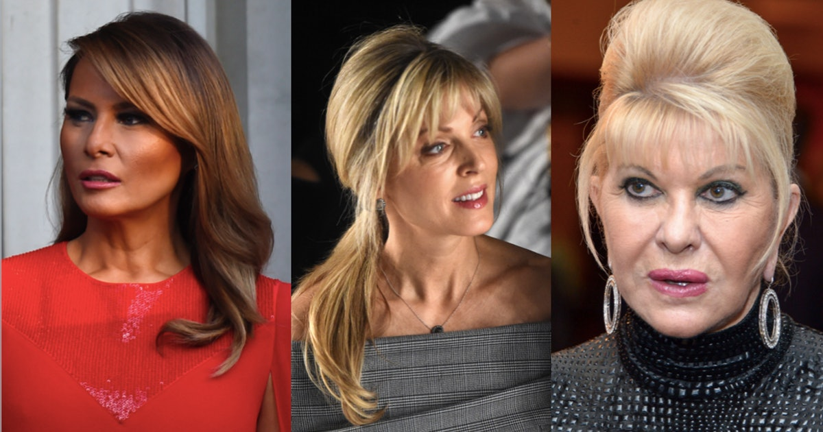 Where Are Donald Trump's Wives From? Here's More On Their Backgrounds