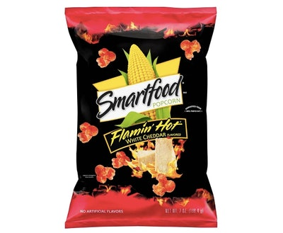 Smartfood Flamin' Hot Flavored Popcorn