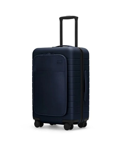 Bigger Carry-On with Pocket