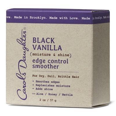 Black Vanilla Edge Control Smoother