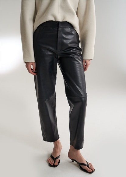 Novara Leather Trousers