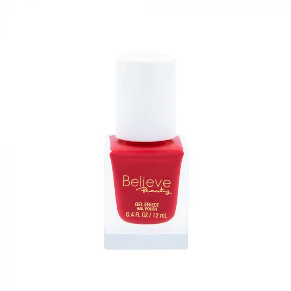 Believe Beauty Gel Effect Nail Polish - Kiss And Tell
