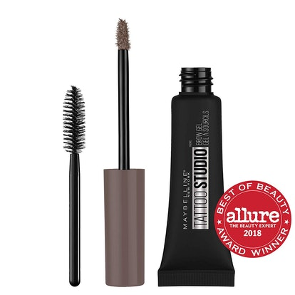 Maybelline TattooStudio Waterproof Eyebrow Gel Makeup