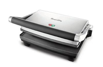 Breville Panini Duo 1500-Watt Nonstick Panini Press, BSG520XL