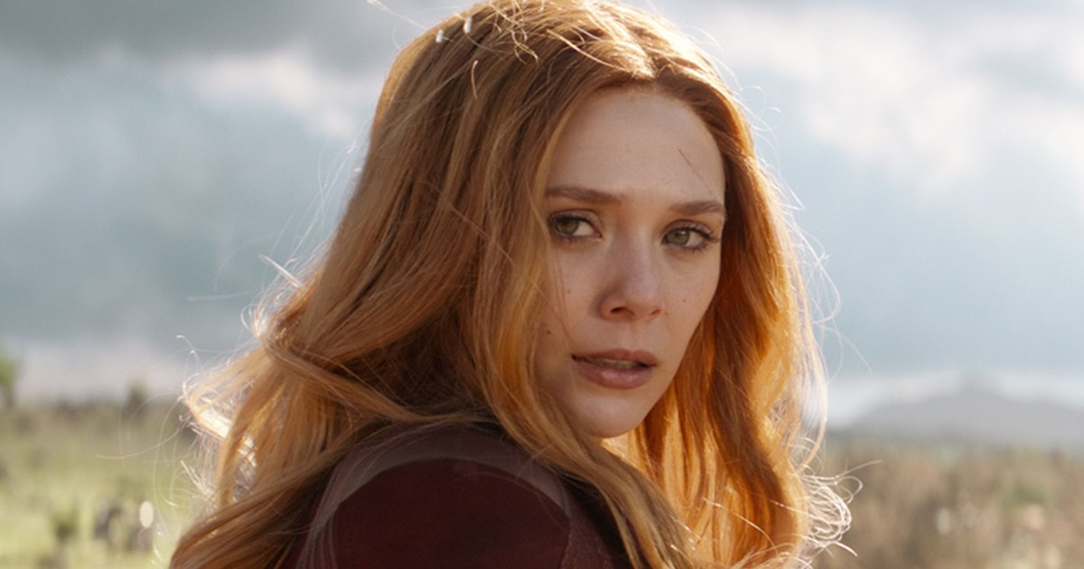 This Theory About Scarlet Witch In 'WandaVision' Is A Lot To Take In