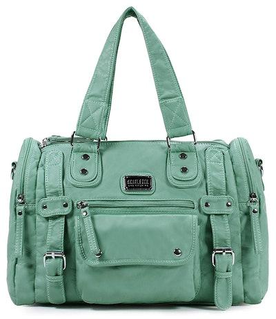 Scarleton Vegan Satchel Handbag
